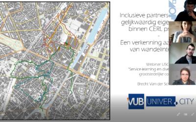 Transdisciplinaire partnerschappen en duurzame transities in Brusselse wijken