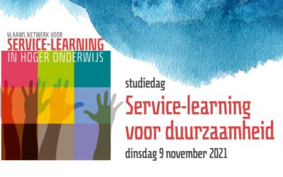 Studiedag 'Service-learning voor duurzaamheid'